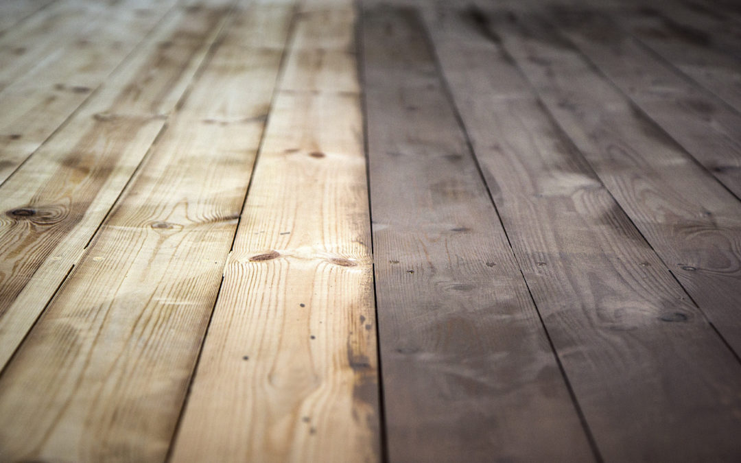 The Difference Between Deck Stain Vs Paint Tandem Contracting